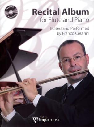 Recital Album Partition Flûte traversière - laflutedepan