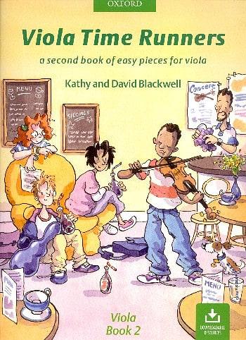 Viola Time Runners Book 2 - Partition - Alto - laflutedepan.com