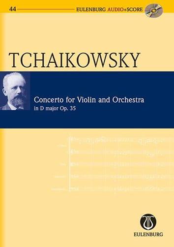 Concerto pour Violon Op. 35 en Ré Majeur - laflutedepan.com
