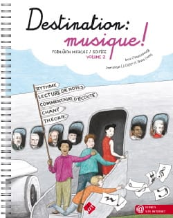 - Destination Music! Volume 2 - Partition - di-arezzo.co.uk