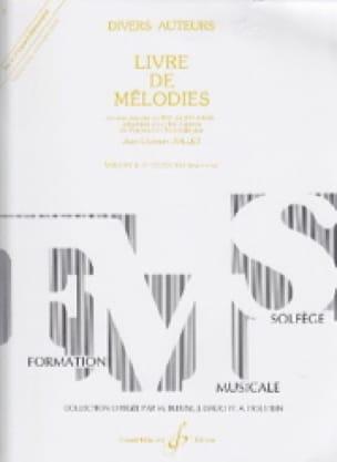 Livre de Mélodies Volume 4 - Elémentaire - laflutedepan.com