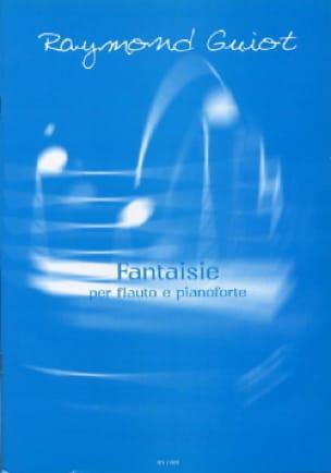 Fantaisie - Raymond Guiot - Partition - laflutedepan.com