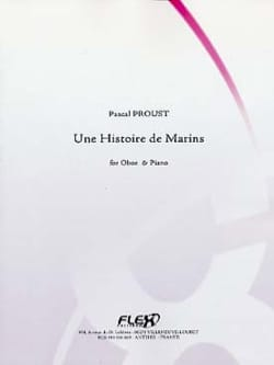 Pascal Proust - A History of Sailors - Partition - di-arezzo.co.uk