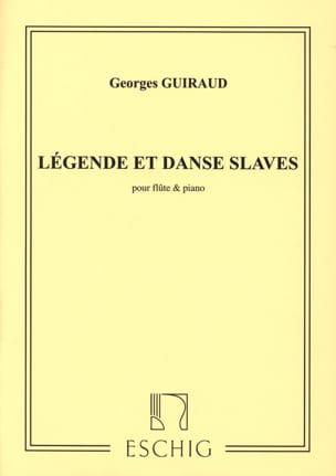 Légende et Danse slave - Georges Guiraud - laflutedepan.com