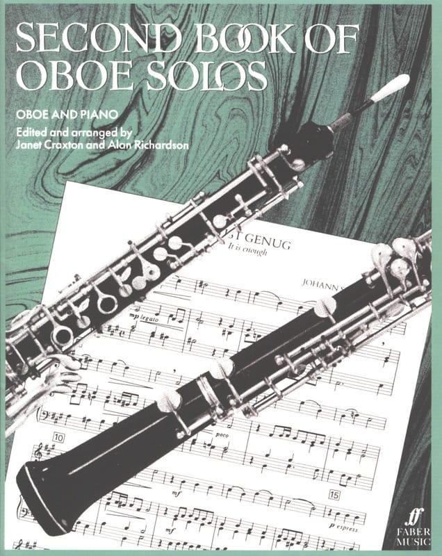 Second book of oboe Solos - laflutedepan.com