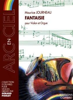 Fantaisie op. 54 Maurice Journeau Partition Violon - laflutedepan