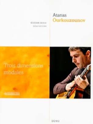 3 Dimensions modales - Atanas Ourkouzounov - laflutedepan.com