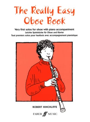 The Really Easy Oboe Book Robert Hinchliffe Partition laflutedepan