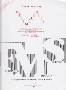 Mélimélodies - Volume 6 Jean-Clément Jollet Partition laflutedepan