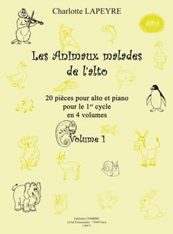 Les Animaux Malades de L'alto Volume 1 Charlotte Lapeyre laflutedepan