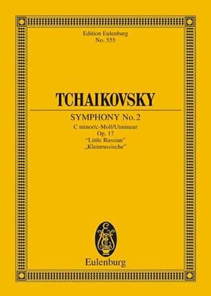 Symphonie Nr. 2 C-Moll - Conducteur TCHAIKOVSKY Partition laflutedepan