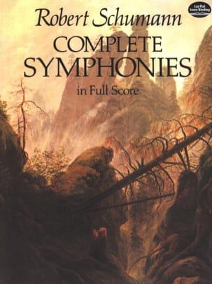 Complete Symphonies - Full Score SCHUMANN Partition laflutedepan