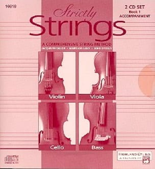 Strictly Strings Book 1 - Partition - laflutedepan.com