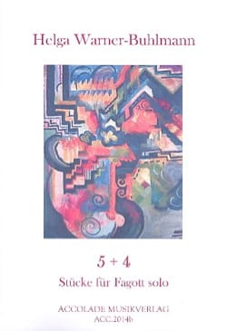 5 + 4 Helga Warner-Buhlmann Partition Basson - laflutedepan