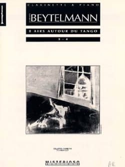8 Airs Autour du Tango - Volume 2 Gustavo Beytelmann laflutedepan