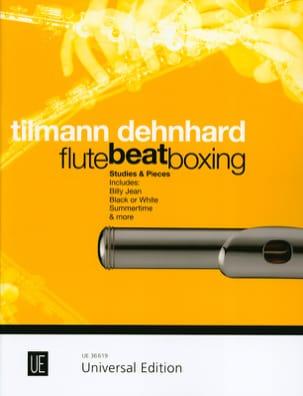 Flute beat boxing - Flûte Tilmann Dehnhard Partition laflutedepan