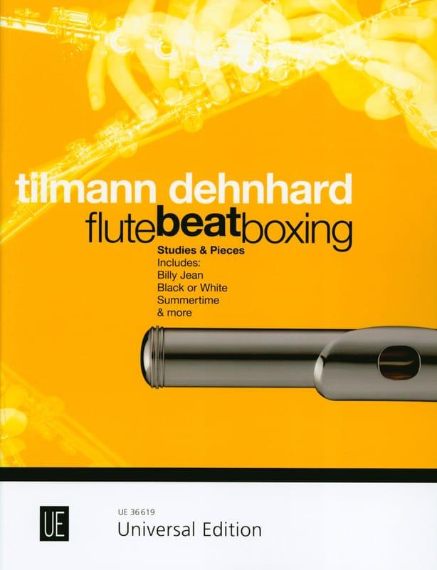 Flute beat boxing - Flûte - Tilmann Dehnhard - laflutedepan.com
