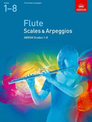 Scales and Arpeggios - Flute - Ian Denley - laflutedepan.com