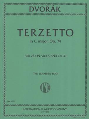 Terzetto C major op. 74 -Violin viola cello - Score + Parts laflutedepan