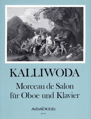 Morceau de Salon, op. 228 - Hautbois et piano laflutedepan
