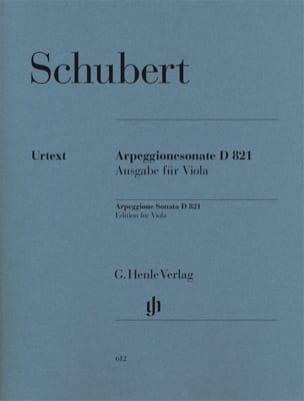 Sonate pour piano et arpeggione en la mineur D 821 laflutedepan