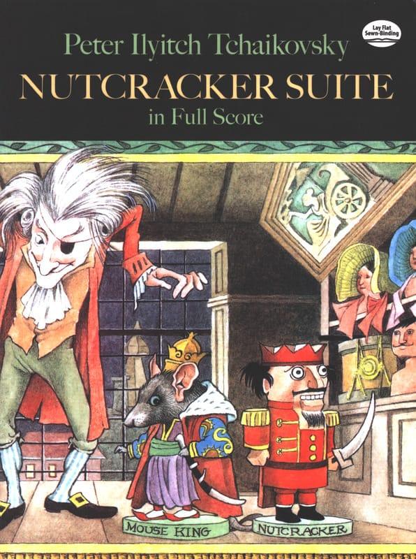 Nutcracker Suite - Score - TCHAIKOVSKY - Partition - laflutedepan.com