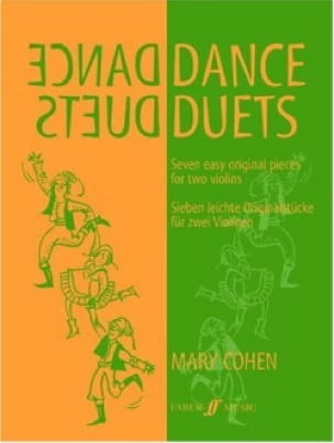 Dance Duets - Mary Cohen - Partition - Violon - laflutedepan.com