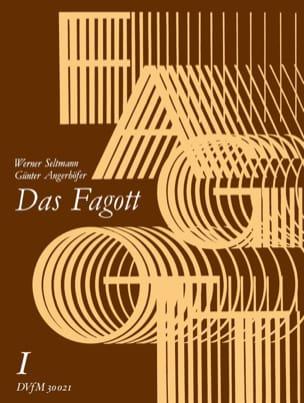 Das Fagott, Bd 1 Seltmann Werner / Angerhöfer Günter laflutedepan