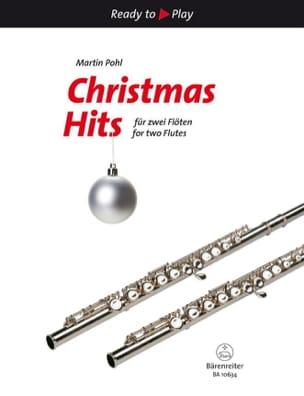 Christmas Hits - 2 Flûtes Martin Pohl-Hesse Partition laflutedepan