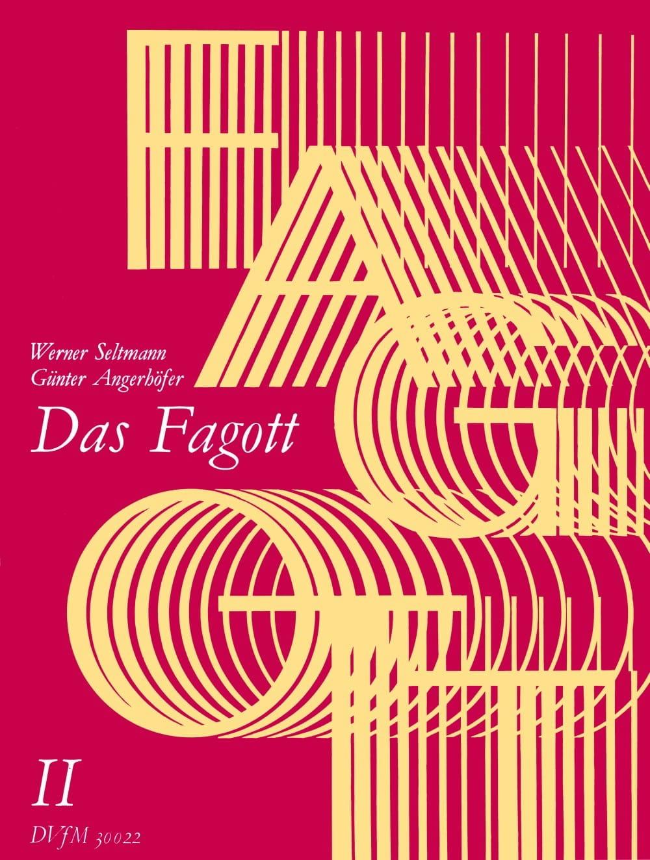 Das Fagott, Bd 2 - laflutedepan.com