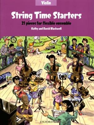 String Time Starters - Violon Partition Violon - laflutedepan