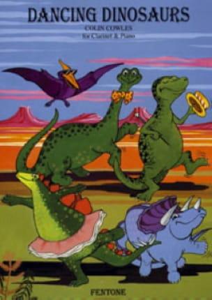 Dancing Dinosaurs - Colin Cowles - Partition - laflutedepan.com