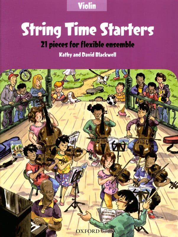 String Time Starters - Violon - Partition - laflutedepan.com