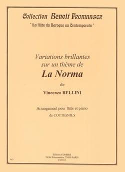 Variations brillantes sur la Norma - Flûte et Piano laflutedepan