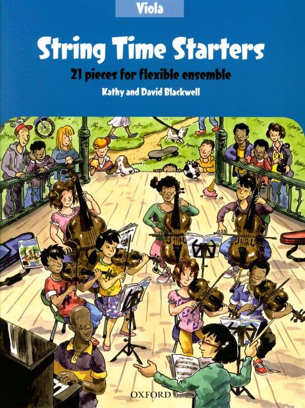 String Time Starters - Alto - Partition - Alto - laflutedepan.com
