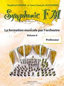 Symphonic FM Volume 6 - Livre de Professeur - laflutedepan.com