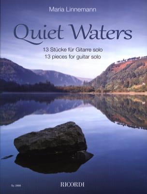 Quiet Waters Maria Linnemann Partition Guitare - laflutedepan