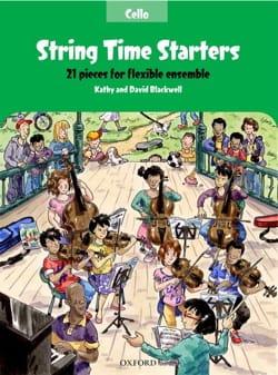 String Time Starters - Violoncelle Partition laflutedepan