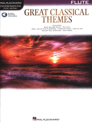 Great Classical Themes - Flute Partition laflutedepan