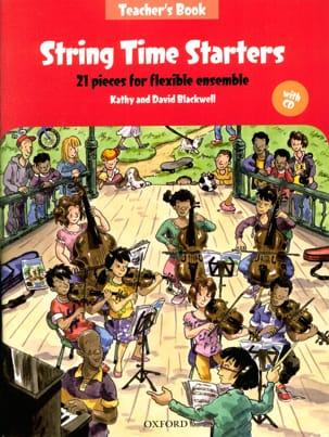 String Time Starters - Livre du prof. Partition laflutedepan