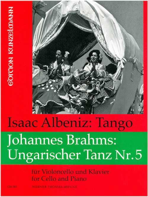Tango / Danse hongroise n° 5 - laflutedepan.com