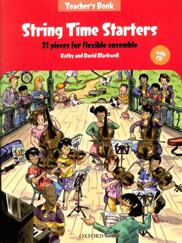 String Time Starters - Livre du prof. - laflutedepan.com