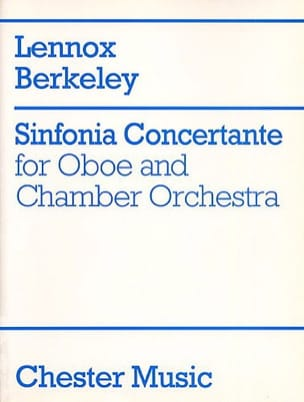 Sinfonia concertante op. 84 - Oboe piano Lennox Berkeley laflutedepan