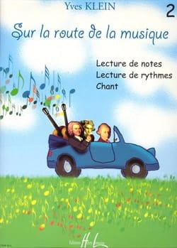 Sur la Route de la Musique - Volume 2 Yves Klein laflutedepan