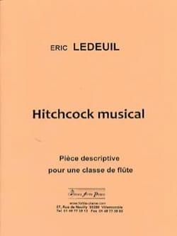 Hitchcock Musical - Eric Ledeuil - Partition - laflutedepan.com