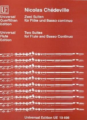2 Suiten - Flöte und Bc - laflutedepan.com