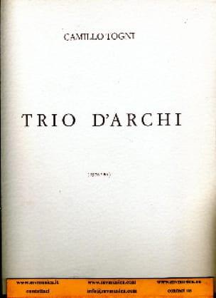 Trio d'archi - Camillo Togni - Partition - laflutedepan.com