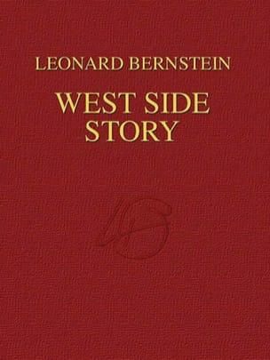 West Side Story - Relié BERNSTEIN Partition laflutedepan