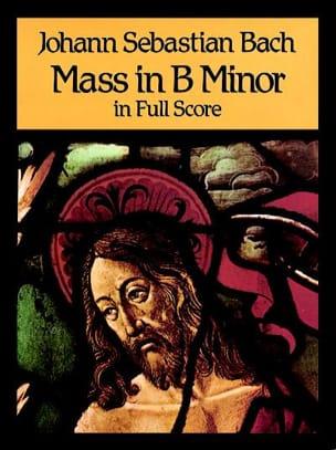 Messe en Si Mineur - Full Score BACH Partition laflutedepan