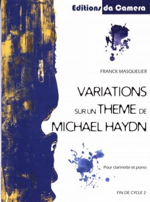 Variations sur un thème de Michael Haydn - laflutedepan.com